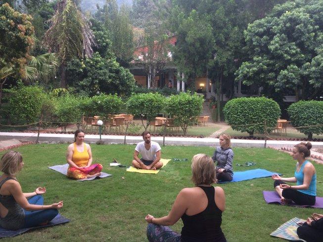 8 Days Yoga and Ayurvedic Spa Retreat in Rishikesh