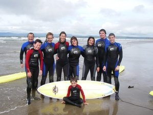 2 Days Family Surf Camp Ireland