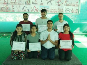 25 Day 200-Hour Hatha and Ashtanga Vinyasa Yoga Teacher Training in Dehradun