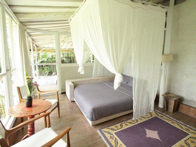 7 días de estímulo en Bali, Vinyasa Flow y retiro de yoga en Bali, Indonesia