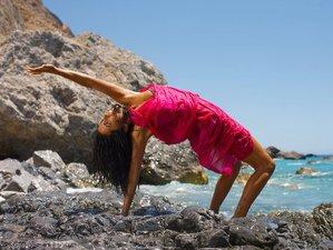7 jours en stage de yoga pour femmes à Noël en Italie