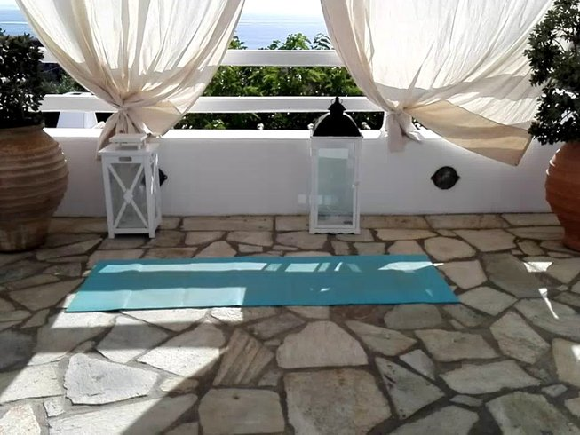 7 Days Luxury and Wellness Yoga Retreat in Greece
