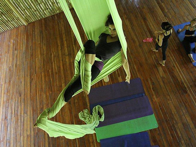 7-Daagse Gezonde Yoga Retraite in Costa Rica