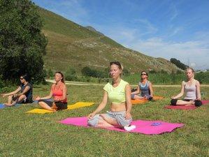8 jours en séjour de yoga et activités en pleine nature dans la vallée de la Tarentaise, France