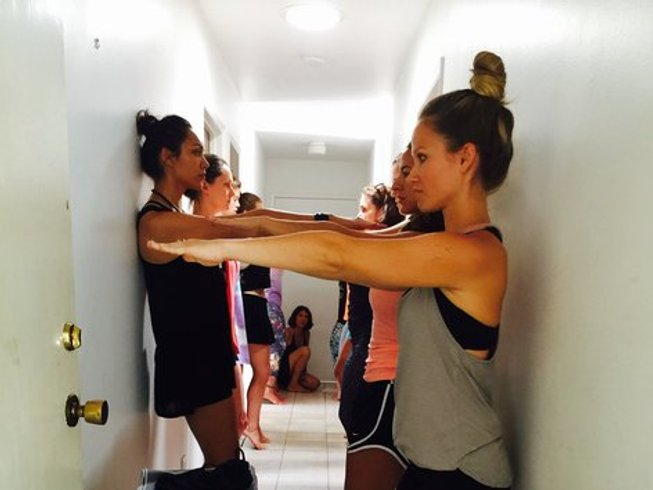 27 Days 250hrs Hot Yoga Teacher Training in France