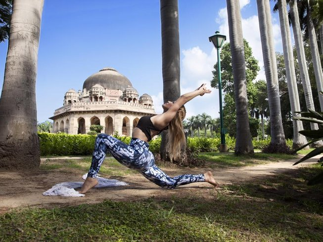 8 Days Pilates, Meditation, and Yoga Retreat in India