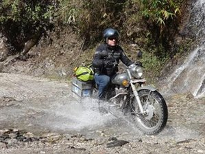 6 Day Adventurous Bungee, Rafting, and Motorcycle Tour in Bagmati, Nepal