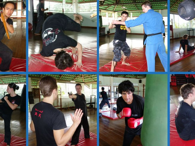 4 Weeks Martial Arts Island Therapy & Training in Koh Samui, Thailand