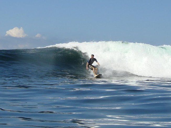 6 Days Paradise Surf Camp in Chiriquí, Panama