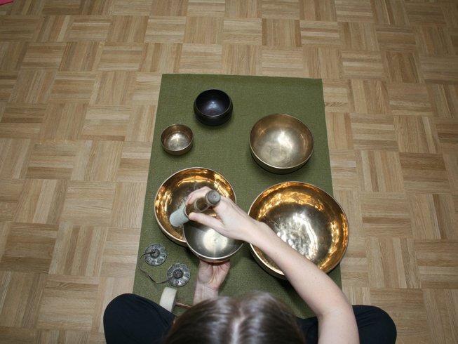 3 jours en stage de yoga et méditation sur un bateau à Wageningen, Pays-Bas