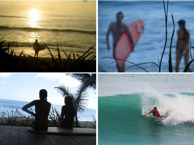 10 Days Yoga and Surf Retreat in Costa Rica