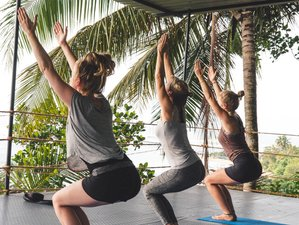 10 Tage Yoga Urlaub in Weligama, Sri Lanka