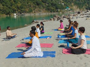 4 Days 3 Nights Yoga and Meditation Retreat in Rishikesh, India
