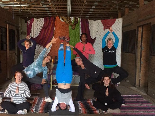 3 Days Fitness and Wine Yoga Retreat in New Jersey, USA