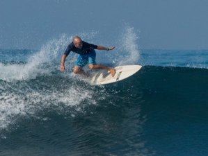 8 Days Getaway of Surfer Yoga Retreat and Surf Camp in Tranquil El Viejo, Nicaragua