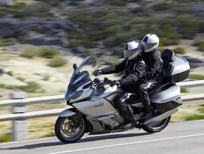 8 Day Guided Motorcycle Tour in Provence, France