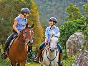 3 Days Weekend Family Horse Riding Holiday in Lockyer Valley, QLD, Australia