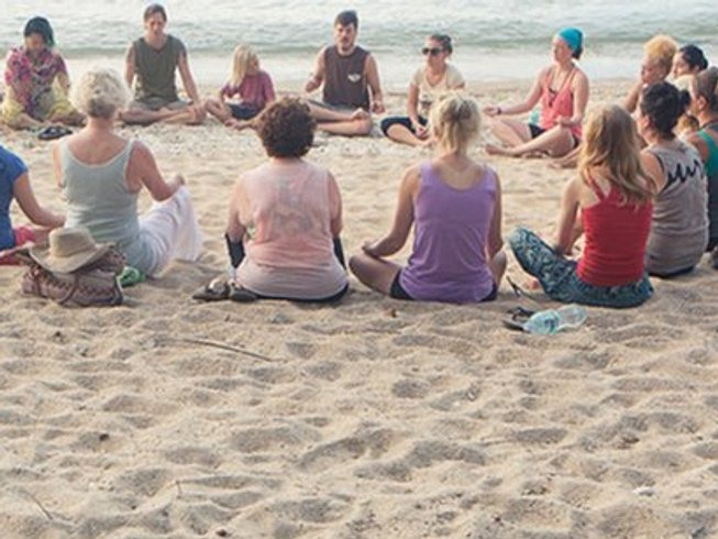 28-Daagse 200-urige Yoga Docentenopleiding in Rishikesh, India