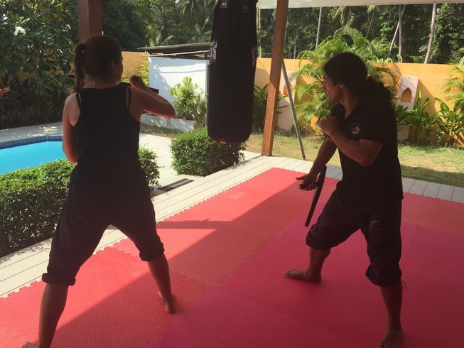 2 Weeks Multi-Martial Arts and Women's Self-Defense Retreat in Thailand