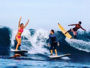 6 Days Stay and Surf Camp Bali