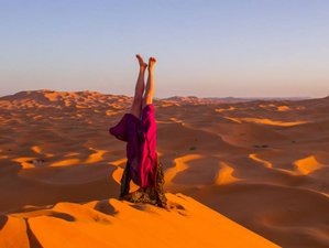 7 Days Morocco Yoga and Dance Retreat in the Sahara Desert
