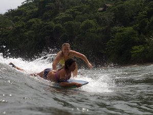 4 Days Beginners Fun Surf Camp in Palomino, Colombia