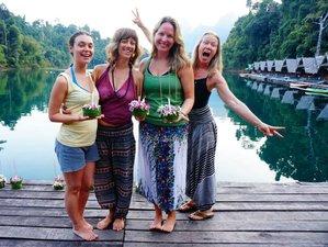 7 Days Yoga Massage Retreat in Thailand