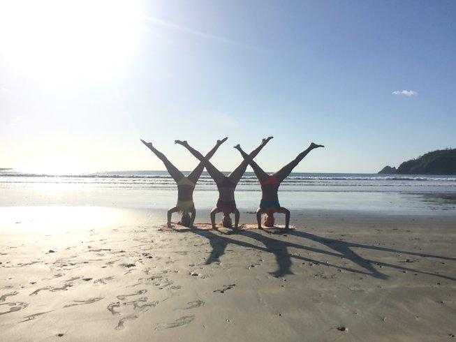 7 Days 50hr Rocket Yoga Teacher Training Nicaragua