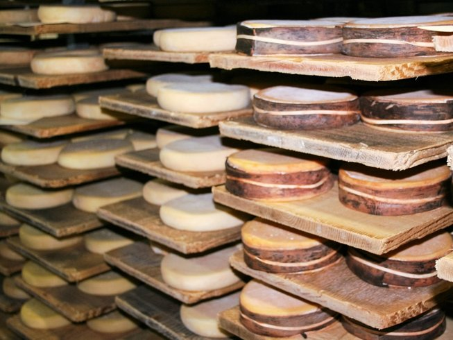 12 Day Culinary Holidays and Cheese Tours in France
