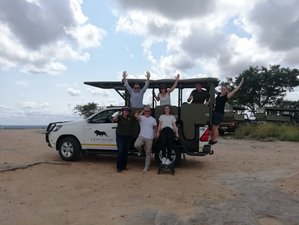 4 Days Exciting Exploration, Bush Walk and Night Safari in Kruger National Park, South Africa