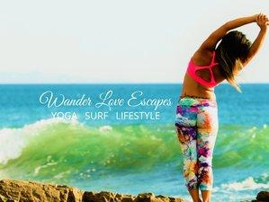 8 Days No Experience Surf Adventure, Sunsets, and Yoga Holiday near Las Salinas, Nicaragua