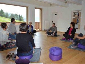 7 días de meditación consciente y retiro de yoga en Austria