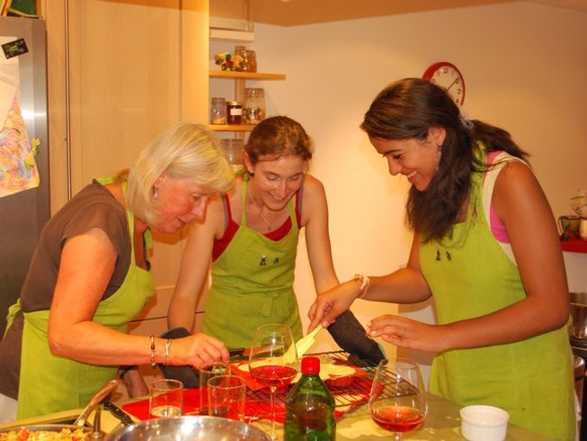 7 Days French Cooking Holiday and Wine Tasting in France