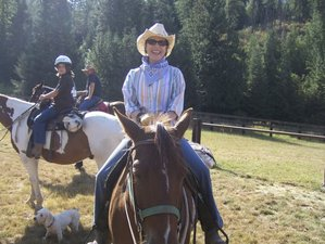 7 Day Family Dude Ranch in Harrison, Idaho