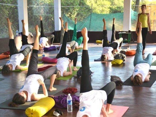 "15 Days ""Be Better"" Module B Yoga Teacher Training in Cyprus"