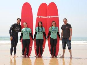 5 Day Urban Beginner Surf Retreat for Women in Alfama, Lisbon