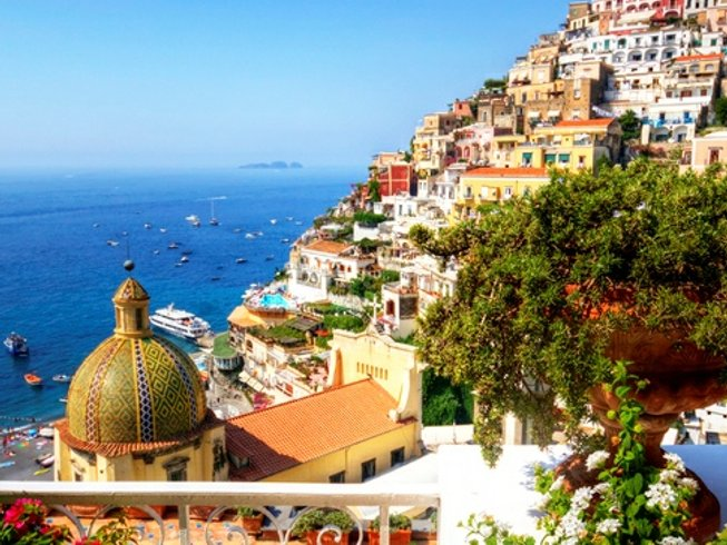 8 Days Women Wellness in Cooking and Yoga Retreat Italy