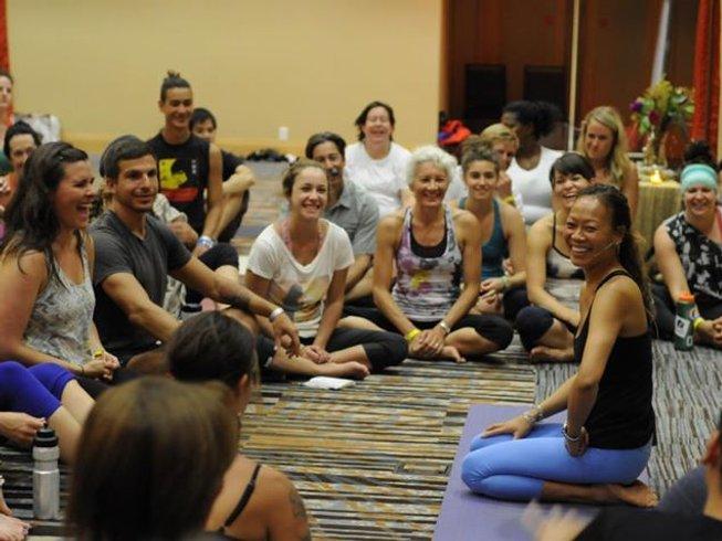 3 Day Weekend Yoga Retreat in Ontario, Canada