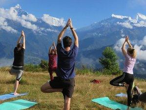 11 Day Exhilarating Yoga and Trekking Holiday in Kathmandu, Bagmati Zone
