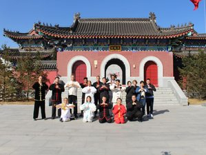 1 Month Qigong, Tai Chi, Meditation, and Traditional Kung Fu Training in Shandong, China