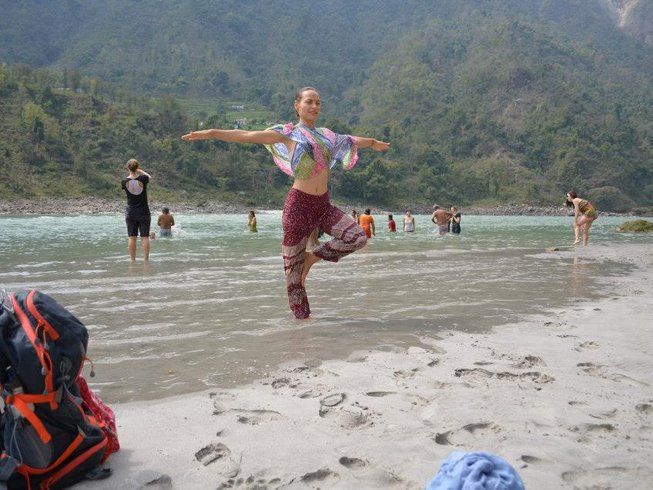 14 Days 100-Hour Yoga Teacher Training Rishikesh India