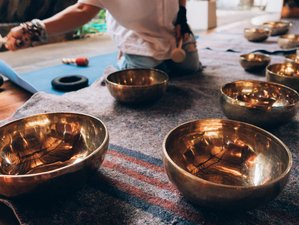 5 Day Meditation and Yoga Retreat of Silence and Sound in Jimbaran, Bali