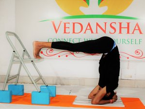 31 Day 300 Hours Iyengar Yoga Teacher Training in Rishikesh