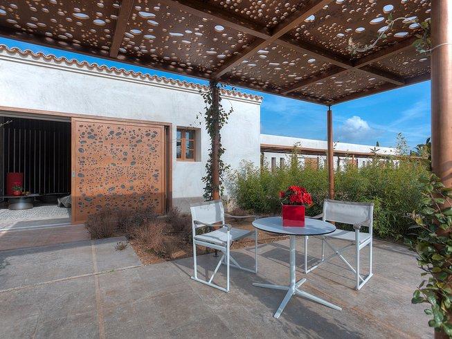 4 días retiro de yoga en Ibiza