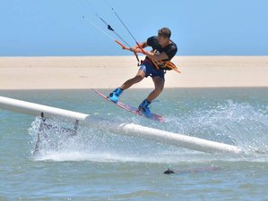 7 Days Kitesurf Camp for Beginners in Ceará, Brazil