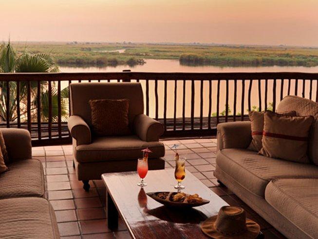 5 Days Victoria Falls and Chobe National Park Safari