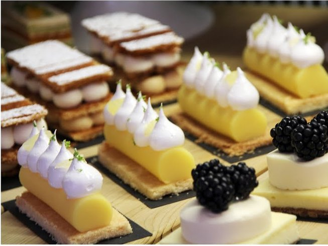6 Weeks Patisserie at Ashburton Chef Academy, UK