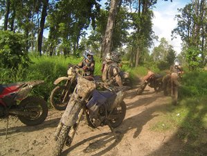 9 Day Guided Western Extreme Motorcycle Tour for Advanced Riders in Cambodia