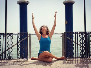 8 Day Cultural Tour and Yoga Retreat in Palermo and Salina