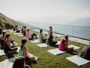 6 Tage Yoga und Ski Retreat im Salzburger Land, Österreich